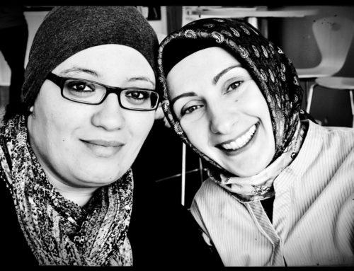 Khadija et Arzu : 2 mamans engagées dans la réalisation de projets pour les habitants