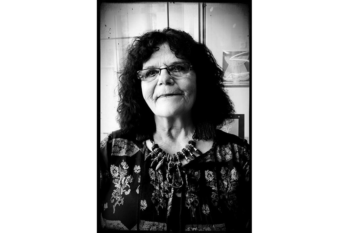 Ginette bénévole au Café des Épices, créatrice de convivialité