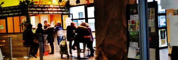 Café du monde Centre Social de Villejean