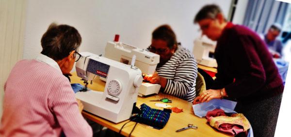 ateliers au Centre Social de Villejean