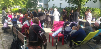 Sortie Culturelle avec le Centre Social de Cleunay