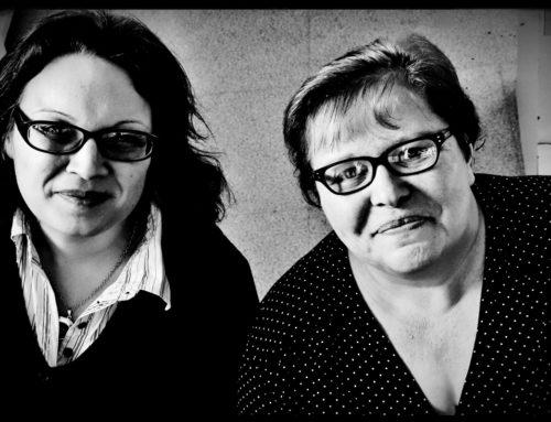 Emilie et Lydie Deux habitantes investies dans le centre autour du bien être et l'engagement.