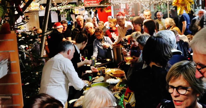 Fête de fin d'année à Carrefour 18