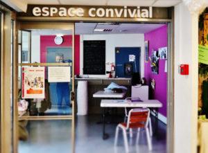 Espace Convivial au Centre Social de Maurepas