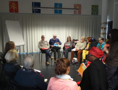 Être bénévole au Centre Social