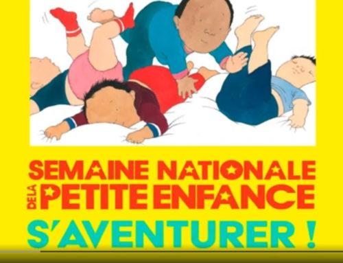 La semaine de la Petite Enfance à Carrefour 18 – S'aventurer avec ou sans écran, tout un programme